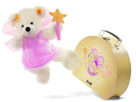 Steiff Lotte Teddy Bear Star Fairy In Suitcase EAN 111938