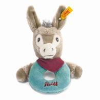 Steiff Issy Donkey Grip Toy EAN 238635