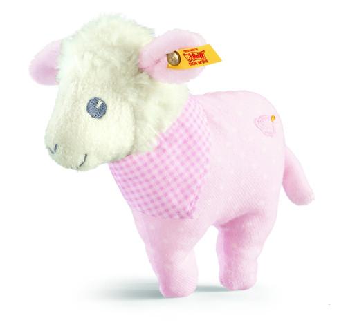 Steiff Sweet Dreams Lamb Rattle EAN 239656