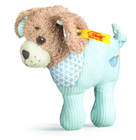 Steiff Good Night Dog Rattle EAN 239717