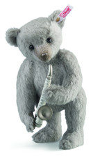 Lladro  Teddy Bear Saxophone Player EAN 677656