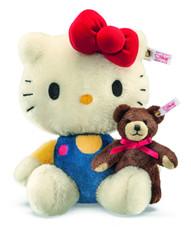 Steiff Sanrio Hello Kitty 40th Anniversary EAN 682216