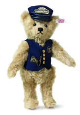 Polar Express Conductor Teddy Bear EAN 682315