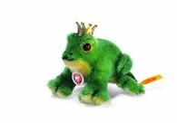 Steiff Happy Mohair Frog EAN 033247
