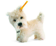 Steiff Treff West Highland Terrier EAN 033377