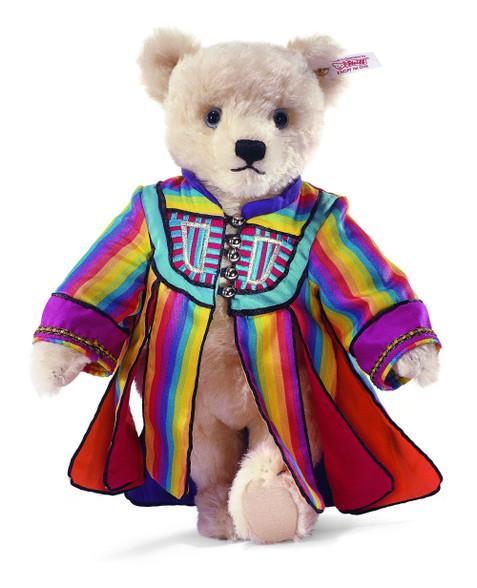 """Steiff Mohair Classic Teddy Bear """"Joseph"""" EAN 037238"""