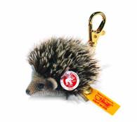Steiff Sniffy Mohair Hedgehog Keychain EAN 056031