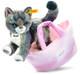 Steiff Kitty Cat With Bag EAN 099359