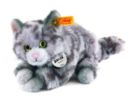 Steiff Kitty Cat Gray Tabby EAN 099397