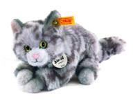 Steiff Kitty Cat Gray Tabby EAN 099397