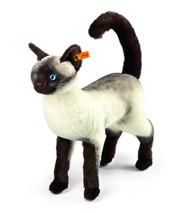 Steiff Kiki Siamese Cat Masterpiece EAN 037498