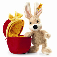 Steiff Mr. Cupcake Rabbit In Plush Egg EAN 080227