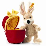 Steiff Mr. Cupcake Rabbit In Plush Egg EAN 080227