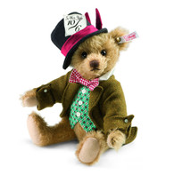 Steiff Mad Hatter Teddy Bear EAN 034497