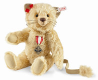 Steiff Cowardly Lion Teddy Bear EAN 682674