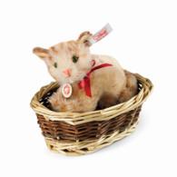 Ginny Kitten in Basket EAN 034374