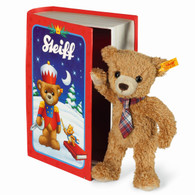 Carlo Teddy Bear in Fairytale Book Box EAN 109942