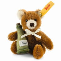 Teddy Bear with Champagne Bottle EAN 028908