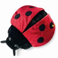 Ladybug Cushion with Bag EAN 067044