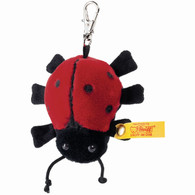 Keyring Ladybird  EAN 112379