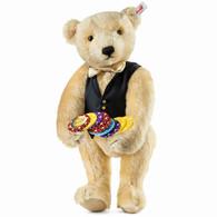 Croupier Teddy Bear EAN 034459