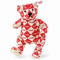 Coca-Cola Diamond Pattern Bear EAN 355387
