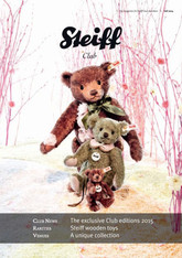 Steiff Club Magazine 2014 Issue 4