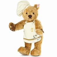 Christmas Baker Teddy Bear EAN 021244