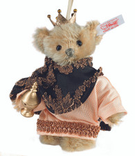 Teddy Bear Caspar Ornament EAN 034084