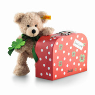 Fynn Teddy Bear in Suitcase EAN 114007