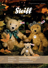 Steiff Club Magazine 2015 Issue 4