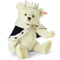"Queen Elizabeth II Teddy Bear EAN 664779 ""Long to Reign Over Us"""