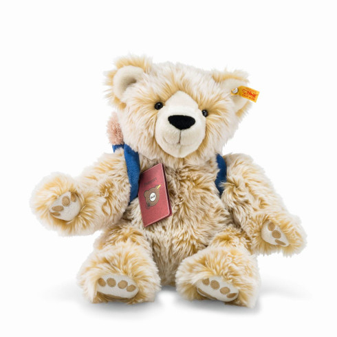 Lars the Globetrotting Teddy Bear EAN 022166