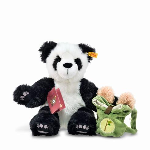 Lin the Globetrotting Teddy Bear EAN 022173
