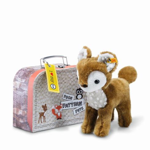 Posh Pattern Pets - Darlin Deer In Suitcase EAN 045486