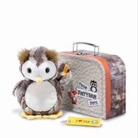 Posh Pattern Pets - Eugene Owl In Suitcase EAN 045639