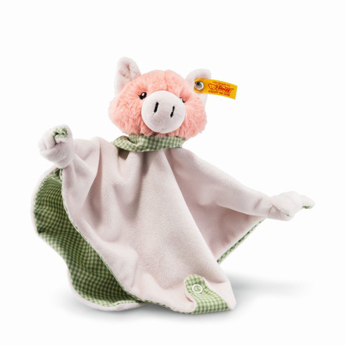 Happy Farm - Piggilee Pig Comforter With Rattle EAN 241017