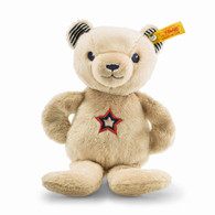 Teddy Bear Band - Niklie Teddy Bear With Rustling Foil And Rattle EAN 241161
