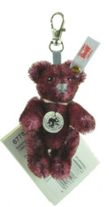 Teddy Bear Keyring 135th Anniversary EAN 677823