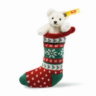 Mini Teddy Bear In Sock EAN 026768