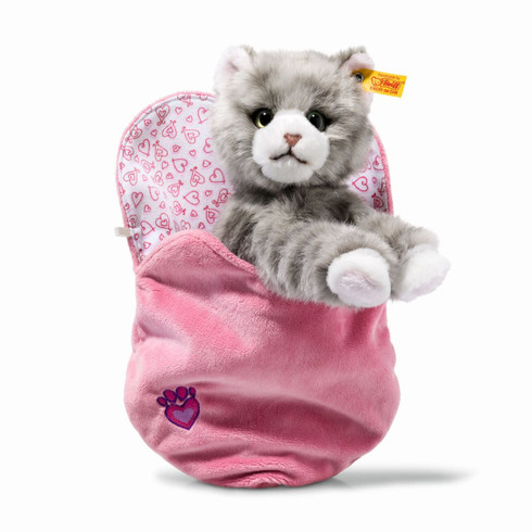 Cindy Cat In Heart Bag EAN 099304