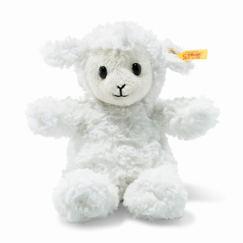 Steiff Fuzzy Lamb Soft Cuddly Friends EAN 073403