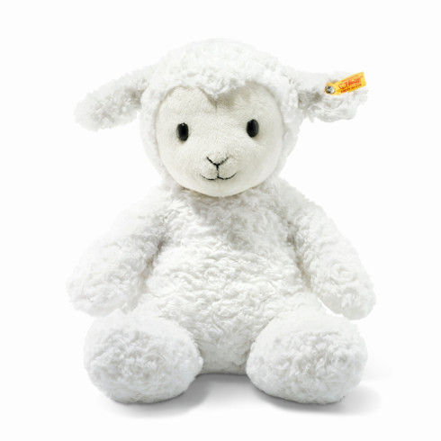 Steiff Fuzzy Lamb Soft Cuddly Friends EAN 073434