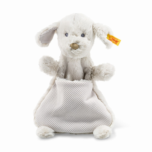 Steiff Baster Dog Comforter Soft Cuddly Friends EAN 240744