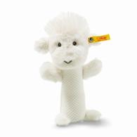 Steiff Wooly Lamb Rattle Soft Cuddly Friends EAN 240775