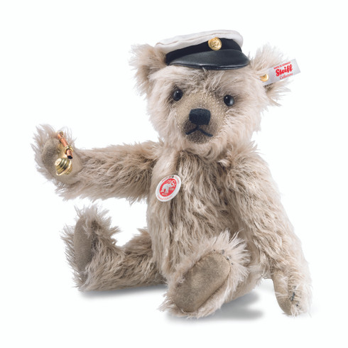 Steiff Captain Keith Teddy Bear EAN 006333
