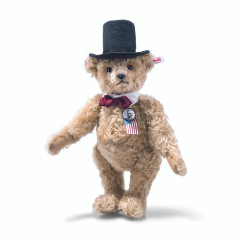 Steiff Abraham Lincoln Teddy Bear EAN 683367