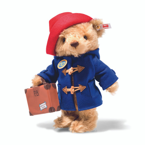 Steiff Paddington Bear™ - 60th Anniversary EAN 690495
