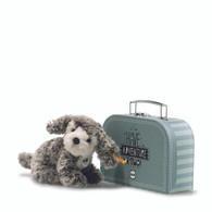 Steiff Matty Dog in Suitcase EAN 079160