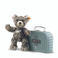 Steiff Lommy Teddy Bear in Suitcase EAN 109911